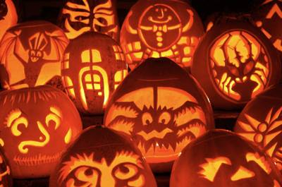 Axe Halloween !